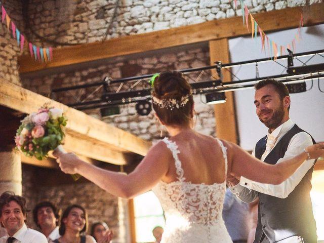 Le mariage de Sylvain et Emilie à Dénat, Tarn 37