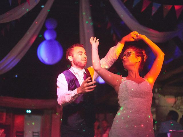Le mariage de Sylvain et Emilie à Dénat, Tarn 44
