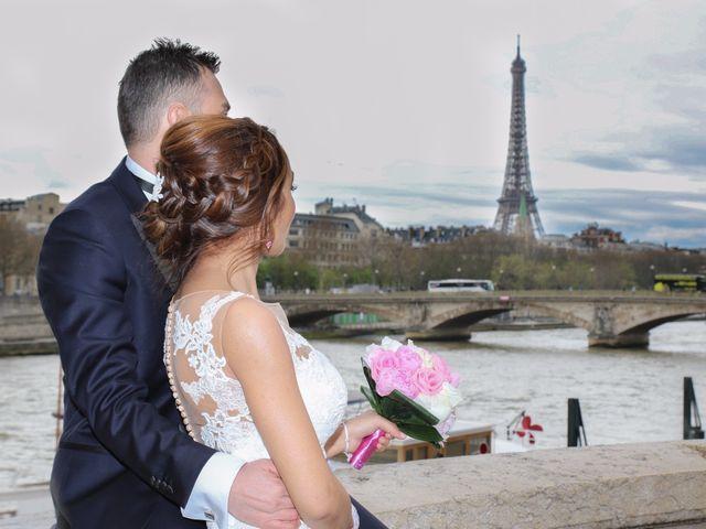Le mariage de Vincent et Sana à Paris, Paris 2