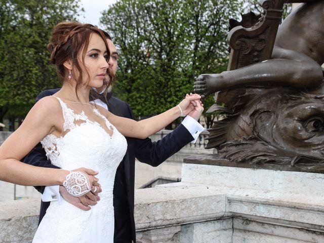 Le mariage de Vincent et Sana à Paris, Paris 6