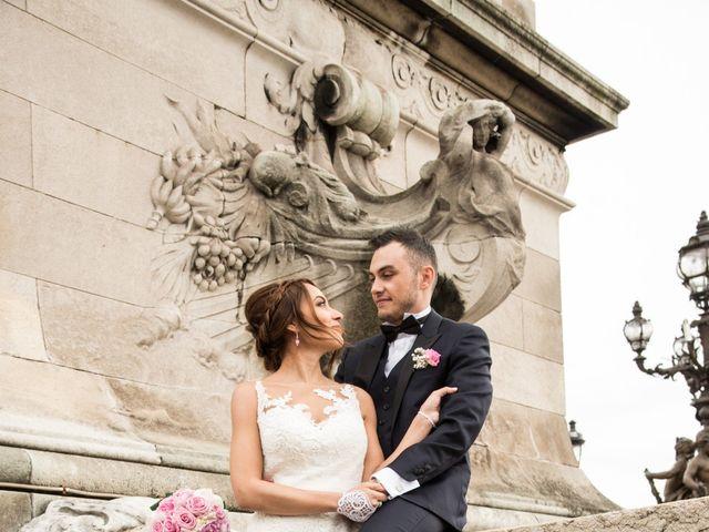 Le mariage de Vincent et Sana à Paris, Paris 7