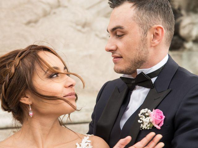 Le mariage de Vincent et Sana à Paris, Paris 8