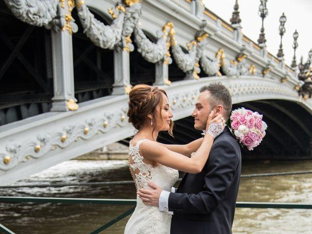Le mariage de Vincent et Sana à Paris, Paris 9