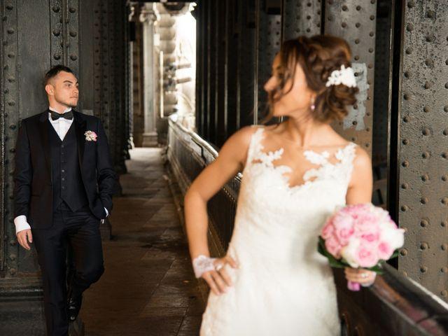 Le mariage de Vincent et Sana à Paris, Paris 12