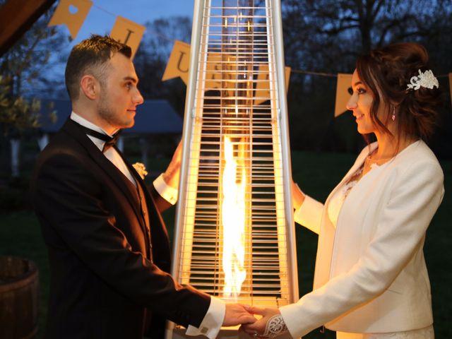 Le mariage de Vincent et Sana à Paris, Paris 18