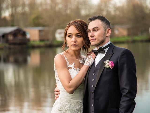 Le mariage de Vincent et Sana à Paris, Paris 23