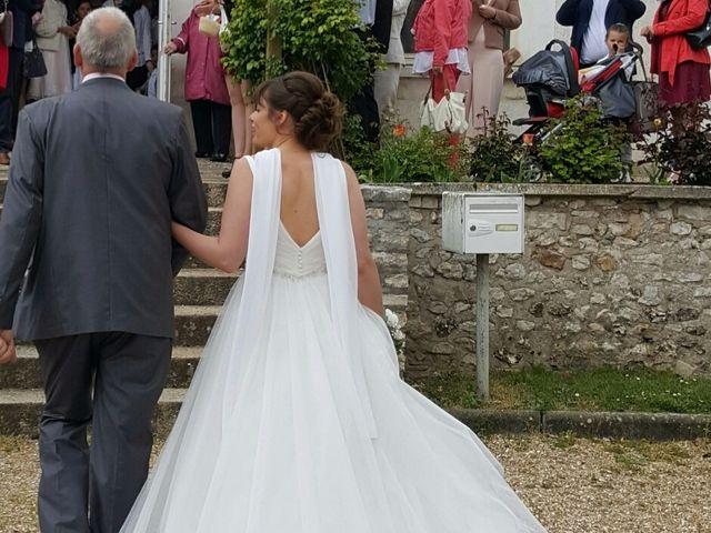 Le mariage de Jérémy et Sybille à Breuilpont, Eure 9