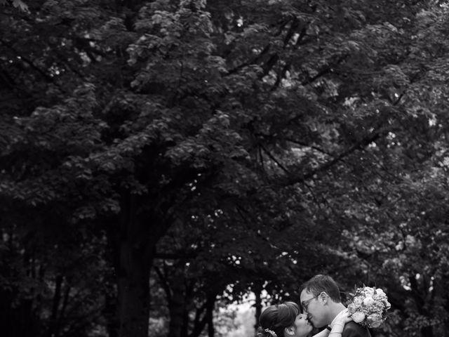 Le mariage de Jérémy et Sybille à Breuilpont, Eure 12