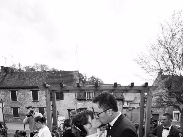 Le mariage de Jérémy et Sybille à Breuilpont, Eure 13