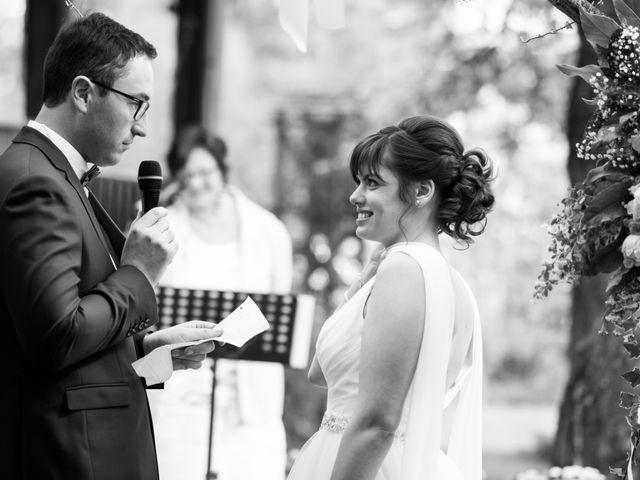 Le mariage de Jérémy et Sybille à Breuilpont, Eure 14