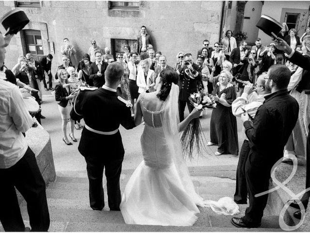 Le mariage de Fabien et Marie-Morgane à Saint-Malo, Ille et Vilaine 1