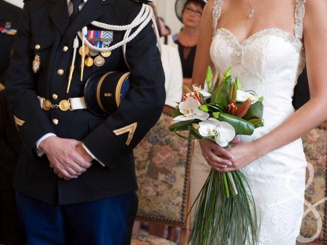 Le mariage de Fabien et Marie-Morgane à Saint-Malo, Ille et Vilaine 11
