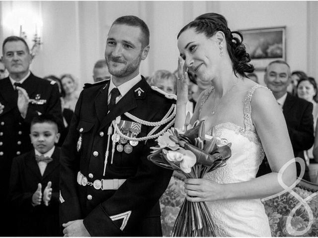 Le mariage de Fabien et Marie-Morgane à Saint-Malo, Ille et Vilaine 12