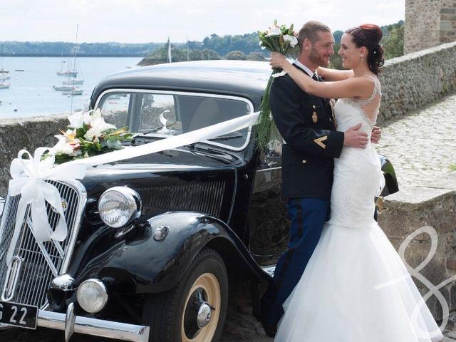 Le mariage de Fabien et Marie-Morgane à Saint-Malo, Ille et Vilaine 13