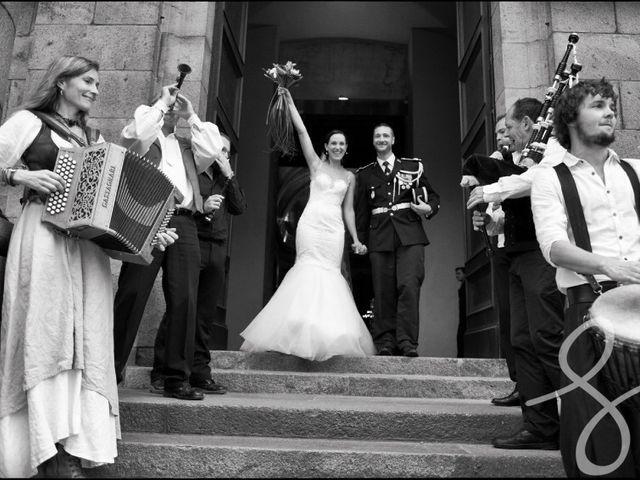 Le mariage de Fabien et Marie-Morgane à Saint-Malo, Ille et Vilaine 18