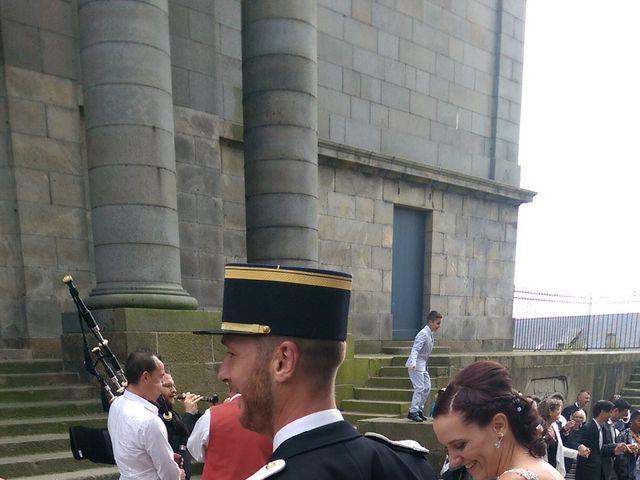 Le mariage de Fabien et Marie-Morgane à Saint-Malo, Ille et Vilaine 19