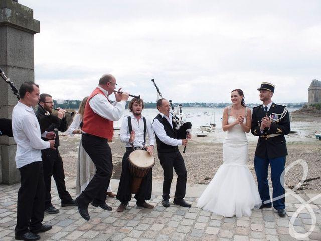 Le mariage de Fabien et Marie-Morgane à Saint-Malo, Ille et Vilaine 20