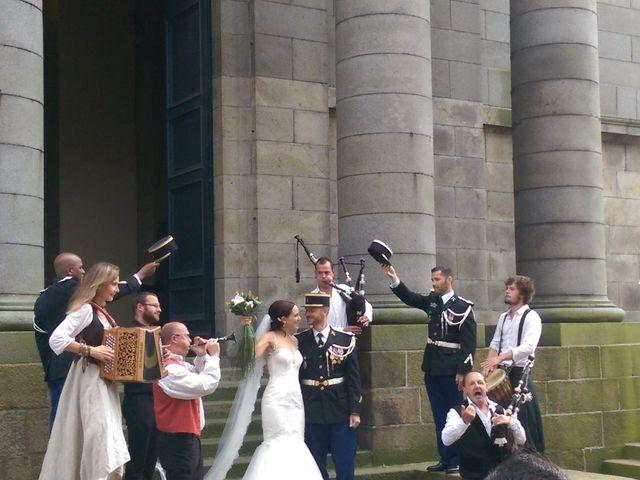 Le mariage de Marie-Morgane et Fabien