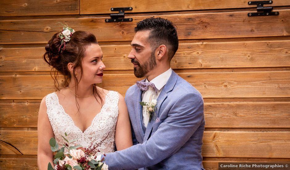 Le mariage de Simon et Jessica à Marquefave, Haute-Garonne