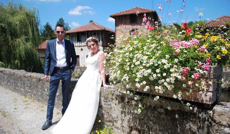Le mariage de David et Mirabelle à Saint-Léonard-de-Noblat, Haute-Vienne