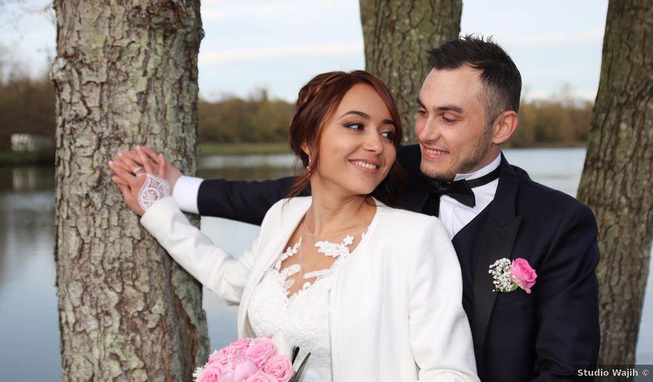Le mariage de Vincent et Sana à Paris, Paris