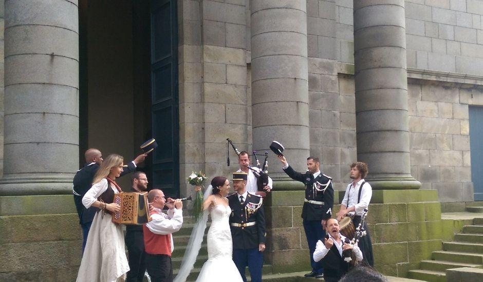 Le mariage de Fabien et Marie-Morgane à Saint-Malo, Ille et Vilaine