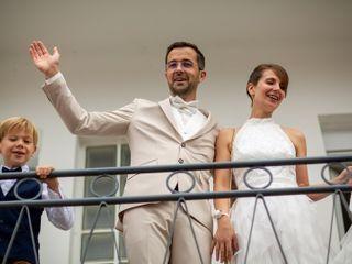 Le mariage de Stéphanie et David 1