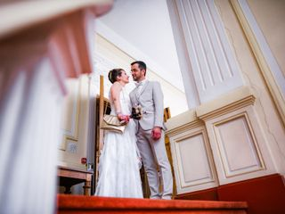 Le mariage de Stéphanie et David