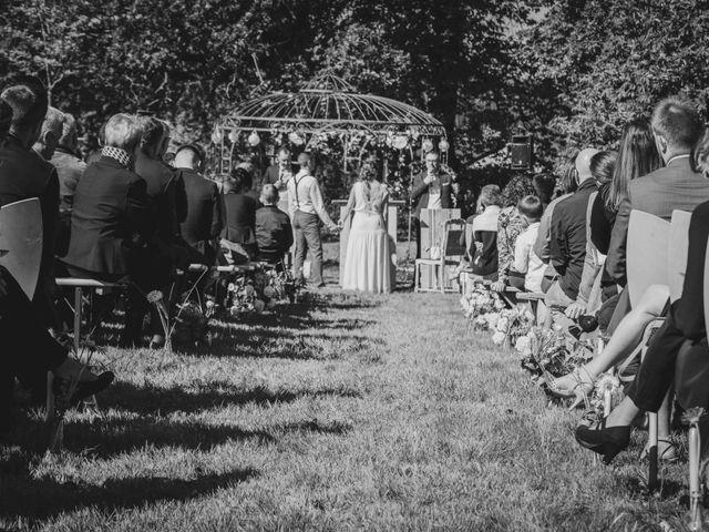 Le mariage de Eric et Solenne à Saint-Grégoire, Ille et Vilaine 10