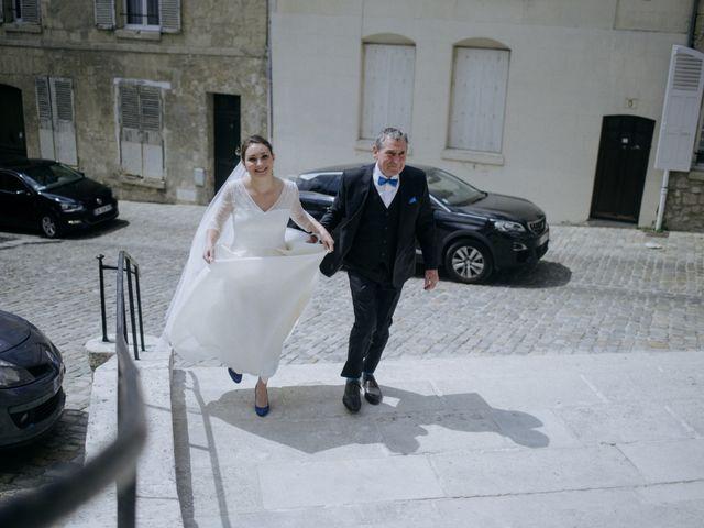 Le mariage de Vincent et Amélie à Clermont, Oise 9