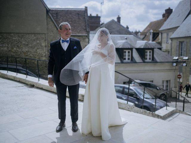 Le mariage de Vincent et Amélie à Clermont, Oise 10