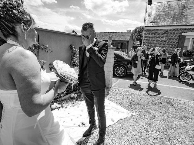 Le mariage de Christophe et Sophie à Banteux, Nord 7