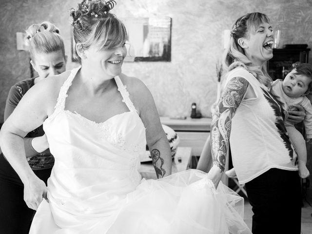 Le mariage de Christophe et Sophie à Banteux, Nord 6
