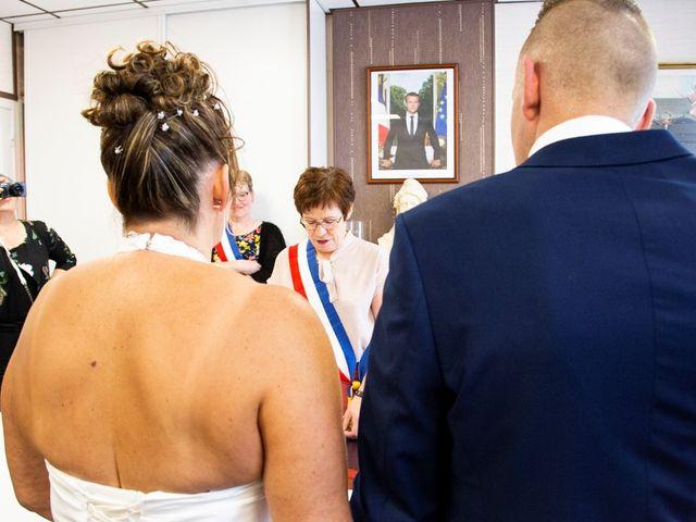 Le mariage de Christophe et Sophie à Banteux, Nord 9