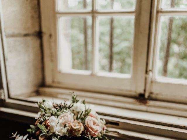 Le mariage de Benoit et Sofya à Mercey-le-Grand, Doubs 4