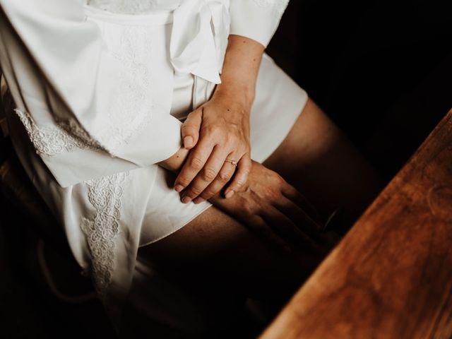 Le mariage de Benoit et Sofya à Mercey-le-Grand, Doubs 2