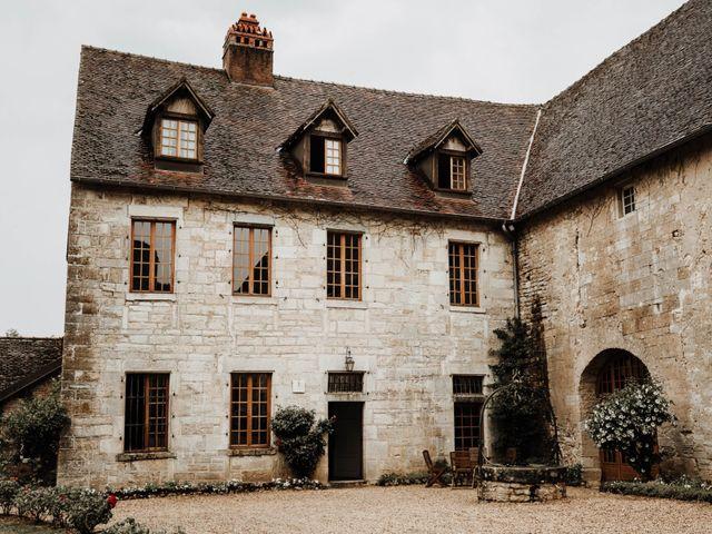 Le mariage de Benoit et Sofya à Mercey-le-Grand, Doubs 6