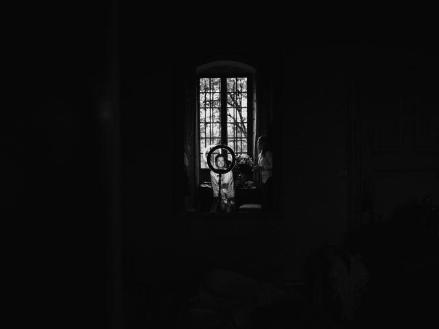 Le mariage de Benoit et Sofya à Mercey-le-Grand, Doubs 16