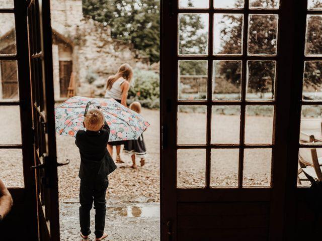 Le mariage de Benoit et Sofya à Mercey-le-Grand, Doubs 18