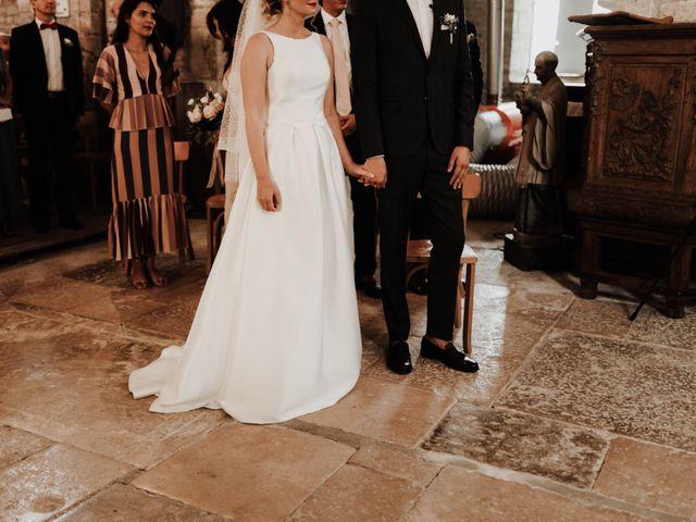 Le mariage de Benoit et Sofya à Mercey-le-Grand, Doubs 30