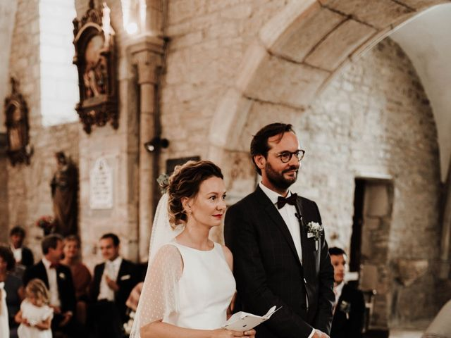 Le mariage de Benoit et Sofya à Mercey-le-Grand, Doubs 33