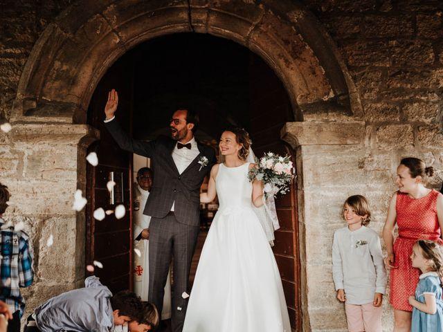 Le mariage de Benoit et Sofya à Mercey-le-Grand, Doubs 38