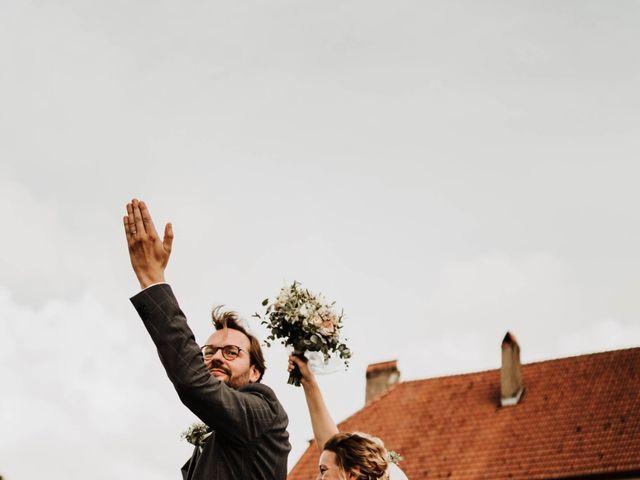 Le mariage de Benoit et Sofya à Mercey-le-Grand, Doubs 41