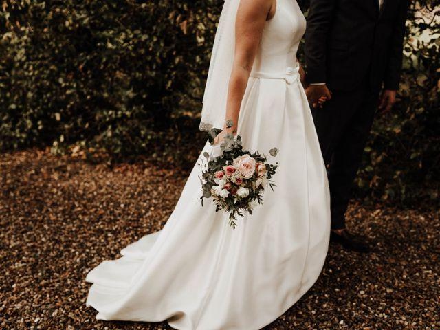 Le mariage de Benoit et Sofya à Mercey-le-Grand, Doubs 43