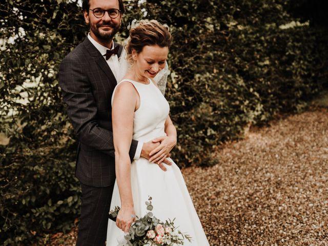 Le mariage de Benoit et Sofya à Mercey-le-Grand, Doubs 45