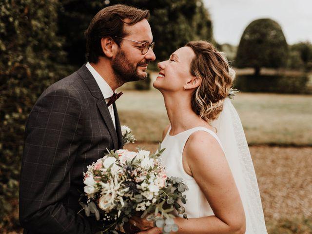 Le mariage de Sofya et Benoit