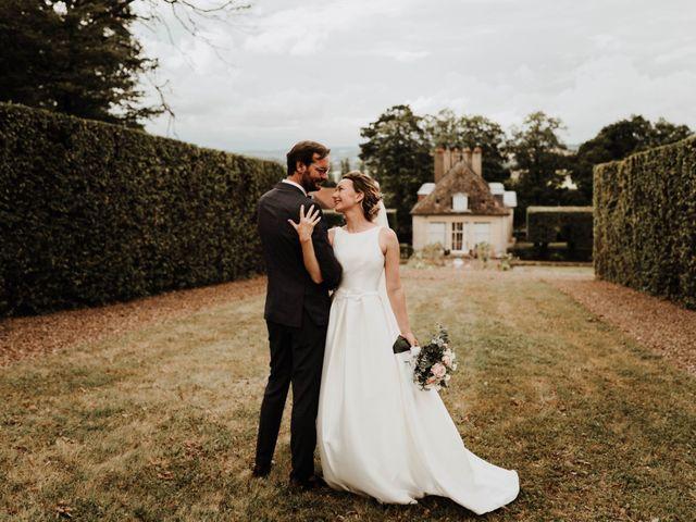 Le mariage de Benoit et Sofya à Mercey-le-Grand, Doubs 46