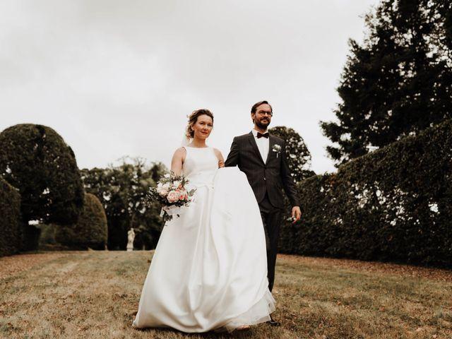 Le mariage de Benoit et Sofya à Mercey-le-Grand, Doubs 50