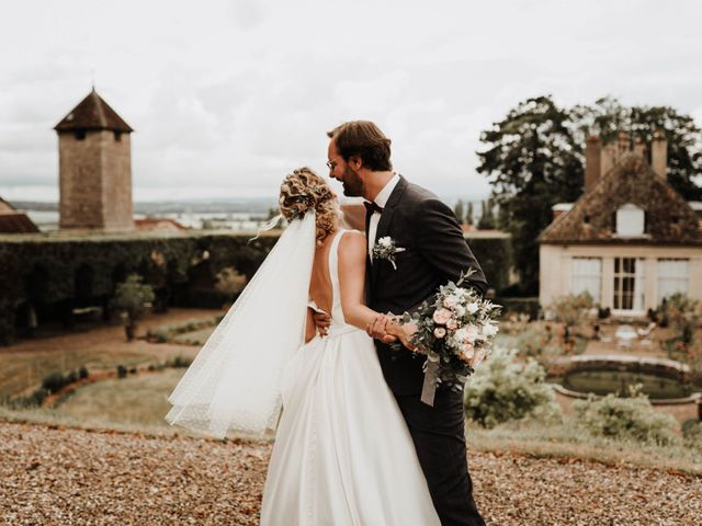 Le mariage de Benoit et Sofya à Mercey-le-Grand, Doubs 52