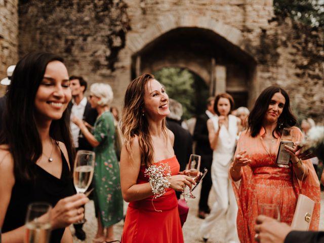 Le mariage de Benoit et Sofya à Mercey-le-Grand, Doubs 54